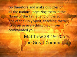great commission 1