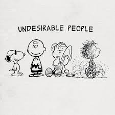 Undesirable people 1