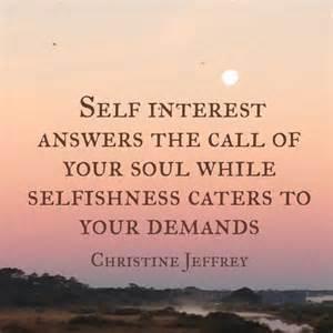 selfish 2